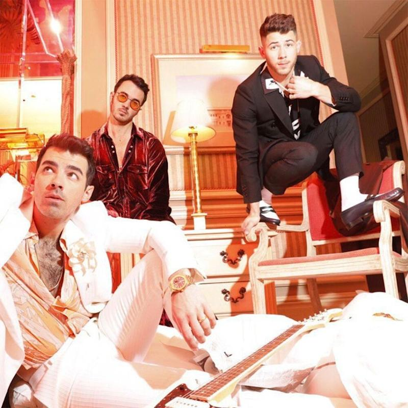 The Jonas Brothers | Miller Mobley
