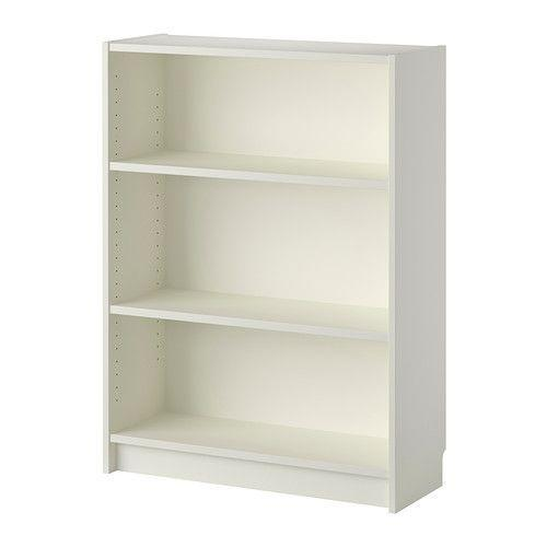 """<p>This half-sized version of the classic BILLY bookcase is even more versatile than it's tall counterpart. </p><p><strong><a class=""""link rapid-noclick-resp"""" href=""""https://go.redirectingat.com?id=74968X1596630&url=https%3A%2F%2Fwww.ikea.com%2Fus%2Fen%2Fcatalog%2Fproducts%2F80279786%2F%23%2F30263844&sref=https%3A%2F%2Fwww.bestproducts.com%2Fhome%2Fg29514474%2Fbest-ikea-hacks%2F"""" rel=""""nofollow noopener"""" target=""""_blank"""" data-ylk=""""slk:BUY NOW"""">BUY NOW</a> </strong><strong><em>$69, <span class=""""redactor-unlink"""">ikea.com</span></em></strong></p>"""