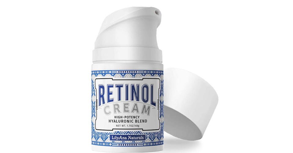 LilyAna Naturals Retinol Cream (Photo: Amazon)