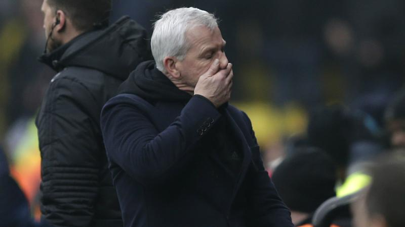 Darren Moore calls for West Brom unity after 'brutal' Alan Pardew exit