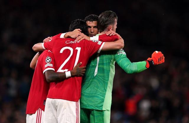 Manchester United were troubled by their Spanish opponents