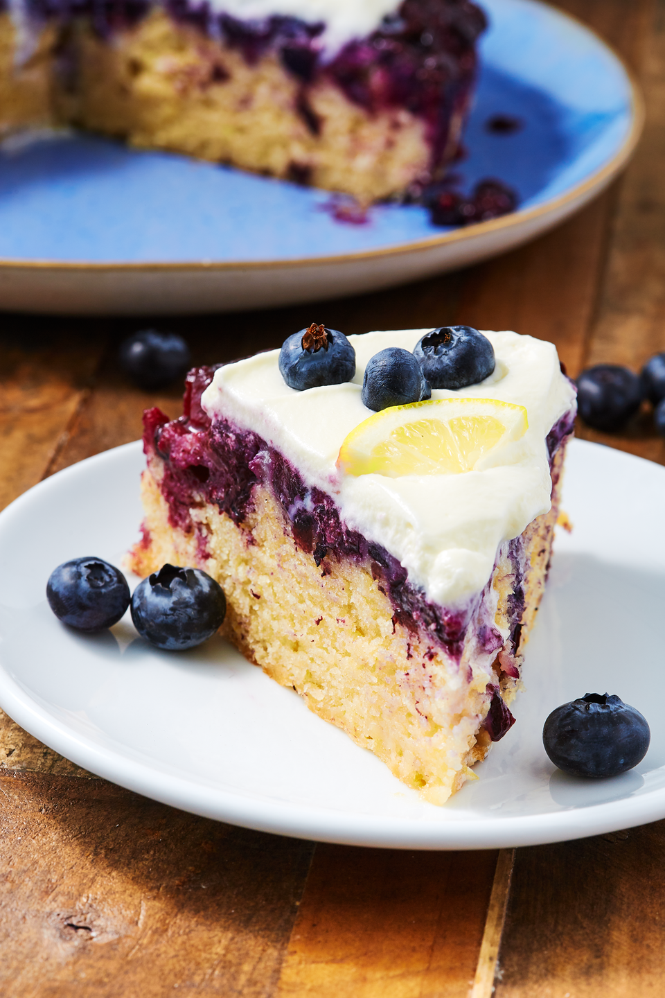 """<p>Move over, pineapple. </p><p>Get the recipe from <a href=""""https://www.delish.com/cooking/a26963418/blueberry-lemon-upside-down-cake-recipe/"""" rel=""""nofollow noopener"""" target=""""_blank"""" data-ylk=""""slk:Delish"""" class=""""link rapid-noclick-resp"""">Delish</a>.</p>"""