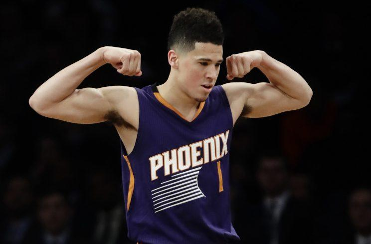 Devin Booker dropped 70 and NBA Twitter lost its mind