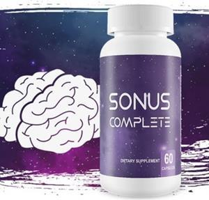 Sonus Complete is a health supplement made with natural ingredients to alleviate and prevent tinnitus symptoms by reducing inflammation on the ears cochlear nerve and to help strengthen brain cells.