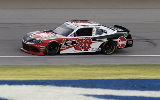 Christopher Bell races to 5th NASCAR Xfinity win of season