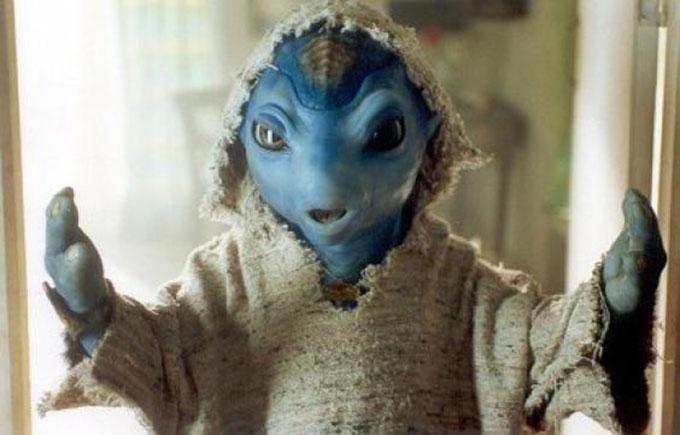 Koi Mil Gaya : An alien visiting the earth couldn't have been any cuter.