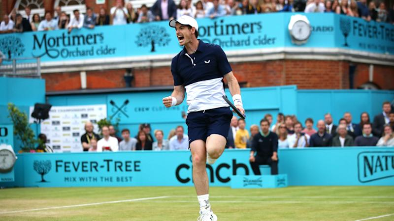 Andy Murray has perfect comeback by winning Queen's Club doubles title