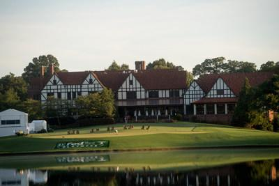 East Lake Golf Club, Home of the TOUR Championship and FedEx Cup finale. Atlanta, GA