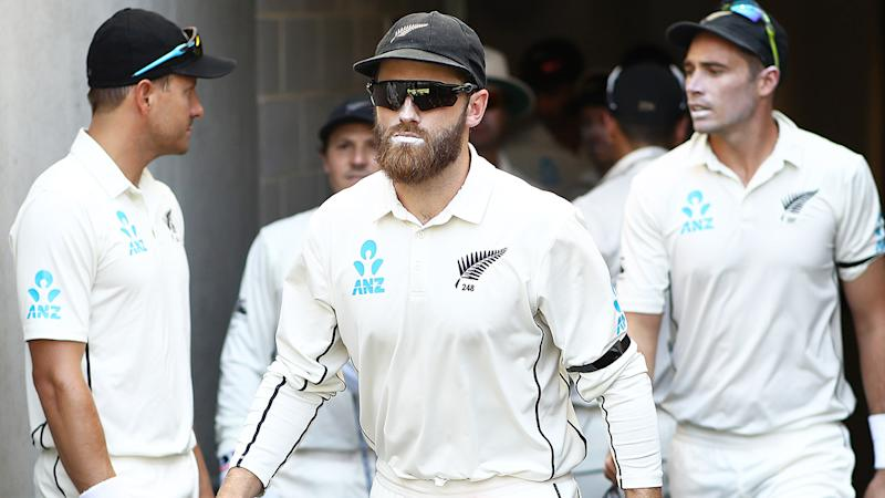 New Zealand captain Kane Williamson, pictured, has been ruled out of the third Test at the MCG.