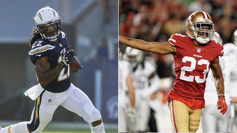 6cf0892f 49ers training camp questions: Ahkello Witherspoon or Jason Verrett?