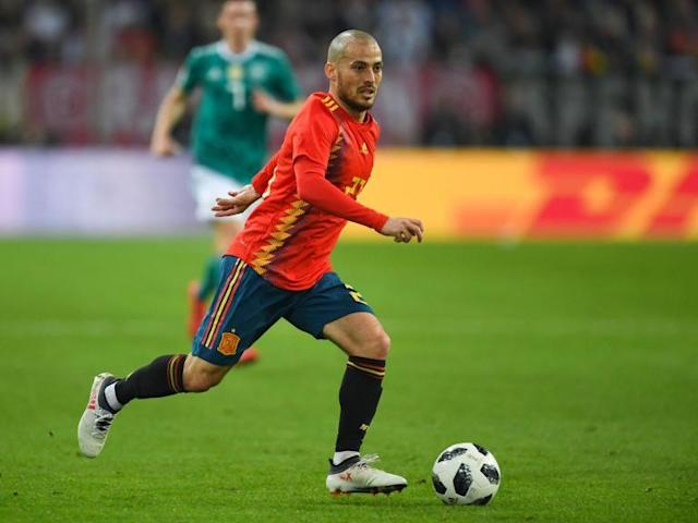 Spain allow Manchester City's David Silva to return home for 'personal reasons'