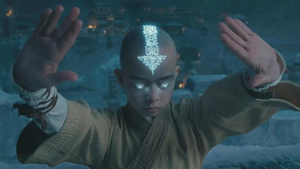 'The Last Airbender'. (Credit: Paramount)