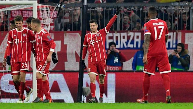 Bayern Munich's stunning 5-0 demolition of Besiktas in the Champions League has all but confirmed their passage to the quarter finals already. The Bundesliga giants thrashed their Turkish counterparts at the Allianz Arena on Tuesday in the first leg of their last-16 tie, and will feel extremely confident about their chances of making it to the last eight. The Bavarians have been on an incredible run of form since Jupp Heynckes replaced Carlo Ancelotti in the dugout back in September, and the...