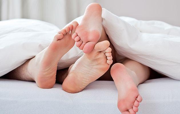 Apparently a better night's sleep is also good new for your sex life. Photo: Getty Images