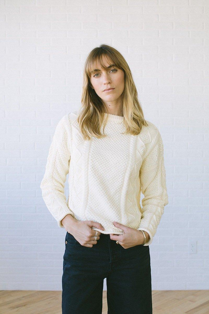 Tradlands Modern Fisher Sweater Shell