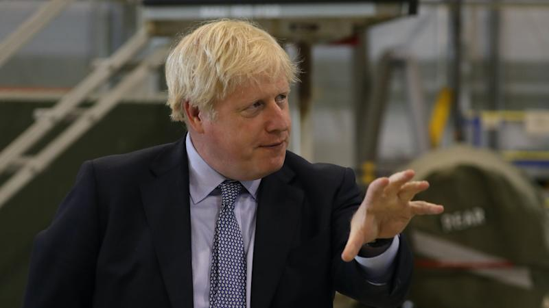 Boris Johnson insists UK is stronger together