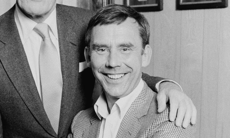 Christopher Beeny has passed away at the age of 78. (Photo by Steve Wood/Daily Express/Hulton/Archive/Getty Images)