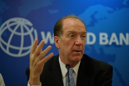 World Bank President David Malpass said everyone should be concerned about the massive surge in debt in developing countries