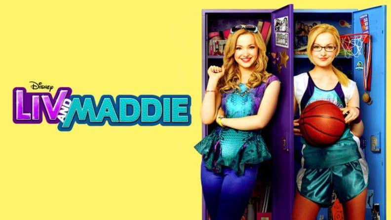 Liv and Maddie are identical twins yet complete opposites.