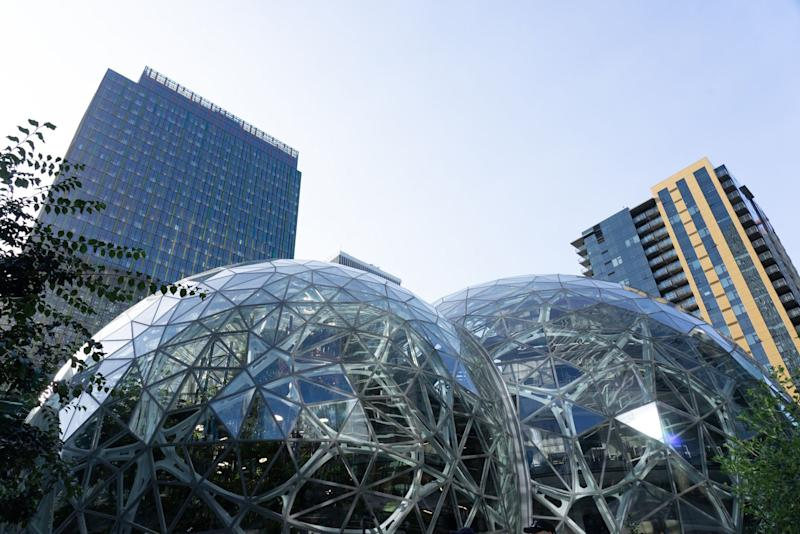 Amazon Extends Work From Home for Corporate Employees Until 2021