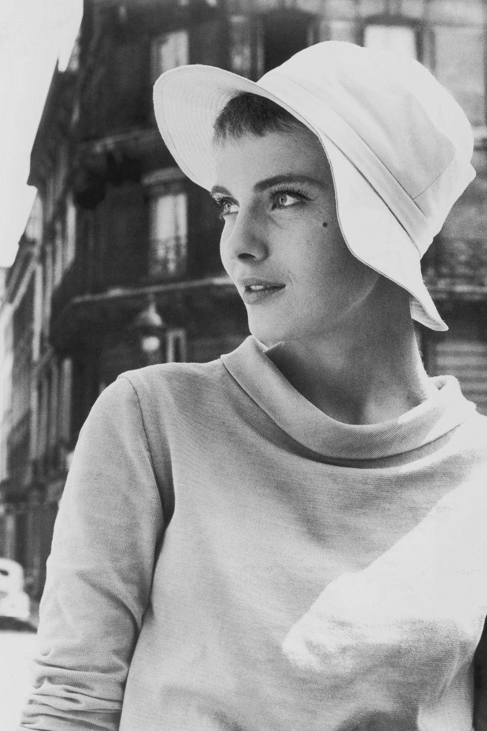 <p>Jean Seberg first found fame in Jean-Luc Godard's iconic film Breathless, which cemented her role as the face of French New Wave cinema. A few years later, she became disenchanted with the film world, and became involved with the Black Panther Party in the US. Once the FBI got wind of her support of the Black Panthers, they began a successful campaign in intimidating and harassing Seberg, culminating in the creation of a fake news story which was instrumental in the actress' eventual breakdown. The widely-publicised article claimed that she was pregnant not with her husband's child, but the baby of a member of the Black Panthers. Due to stress, Seberg went into early labour and the baby girl died two days later. Nine years after the death of her child, Seberg took her own life. </p>