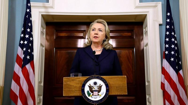 State Department Says No Undue Influence After Foreign Gifts to Clinton Foundation
