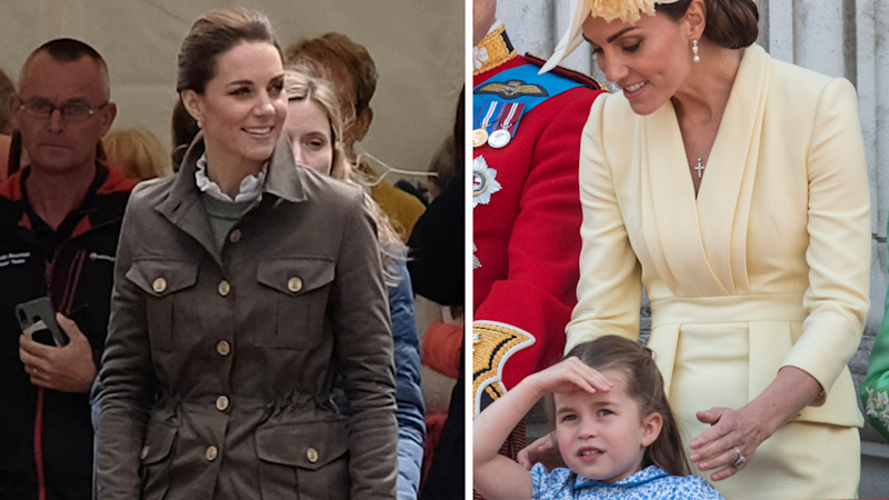 Kate Middleton has opened up about how she tried to braid daughter Charlotte's hair, but it didn't quite go to plan.