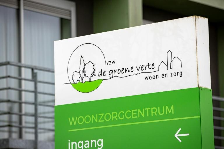In this elderly care home in Belgium, 111 people -- or two thirds of all residents and staff -- tested positive to the more contagious British variant of the novel coronavirus