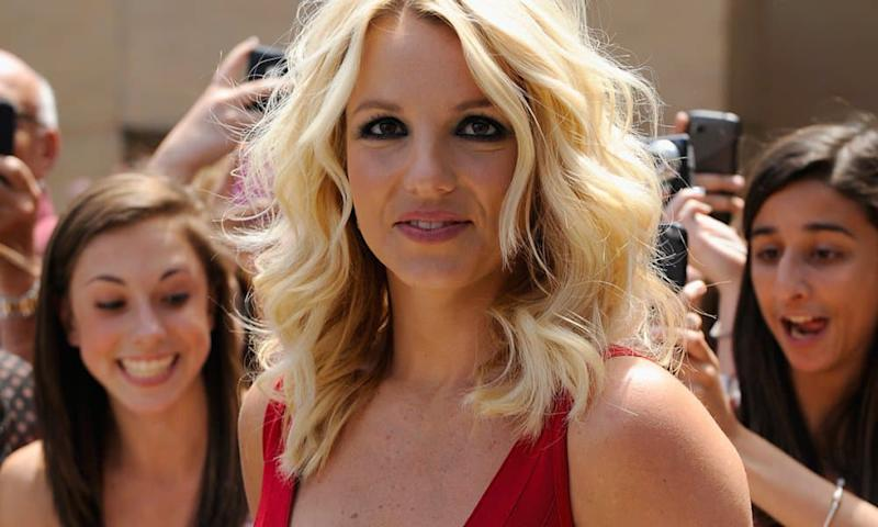 Britney Spears - Paul Marotta - Getty Images North America - AFP