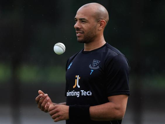 Tymal Mills is unsure of what will happen when his and many other players' contracts expire this year (Getty)
