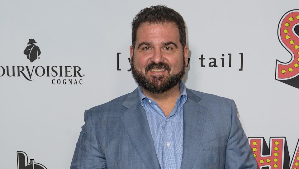 Dan Le Batard said goodbye to ESPN on Monday (Getty Images)