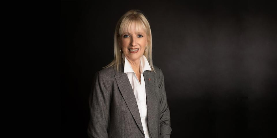 Carmel McKinney, chairperson and non-executive director, Northern Ireland Fire and Rescue Service