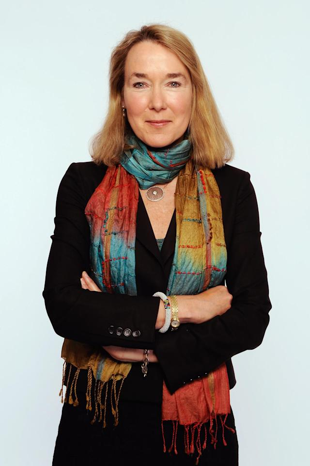 Leslie Cockburn (Photo: Getty Images)
