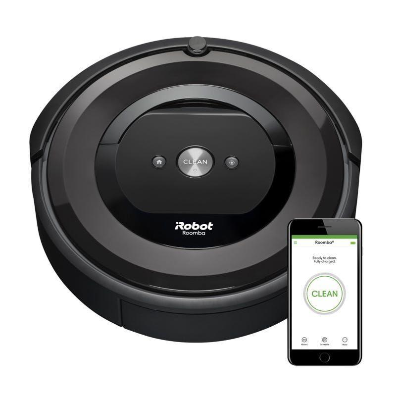 """<p><strong>iRobot</strong></p><p>theknot.com</p><p><strong>$319.99</strong></p><p><a href=""""https://go.redirectingat.com?id=74968X1596630&url=https%3A%2F%2Fwww.theknot.com%2Fregistry%2Fstore%2Fproducts%2Froombar-e5-5150-wi-fir-connected-robot-vacuum&sref=https%3A%2F%2Fwww.housebeautiful.com%2Fshopping%2Fhome-accessories%2Fg36318062%2Fwedding-gifts-couples-want-2021%2F"""" rel=""""nofollow noopener"""" target=""""_blank"""" data-ylk=""""slk:BUY NOW"""" class=""""link rapid-noclick-resp"""">BUY NOW</a></p><p>This WiFi-enabled Roomba can run for 90 minutes at a time, making it the ideal way to keep the house clean for busy couples—especially those who own pets. It works on a variety of surfaces, and its sensors help detect dirt and avoid household objects.</p>"""