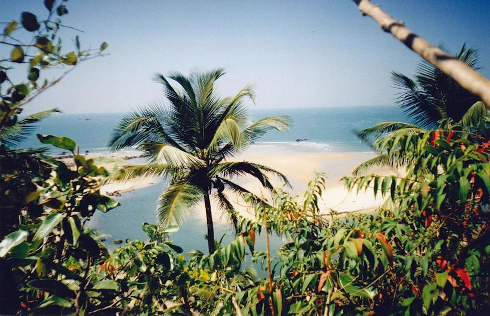 """<p>Some 43 km north of Goa's capital, Panaji, is the fairly secluded Keri Beach (or Querim Beach). It take over an hour-and-a-half to reach this beach that's even north of Arambol, but the ride is well worth the while. Keri Beach (or Querim Beach) ranks number 10 in the list of the best beaches in India, according to TripAdvisor users.<br>Photograph: <a href=""""https://www.flickr.com/photos/jo_stafford/8545676304/sizes/l"""" rel=""""nofollow noopener"""" target=""""_blank"""" data-ylk=""""slk:Jo Kent/Flickr (Under Creative Commons License)"""" class=""""link rapid-noclick-resp"""">Jo Kent/Flickr (Under Creative Commons License)</a></p>"""