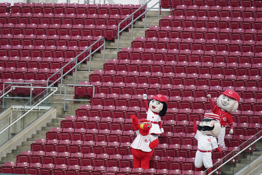 Reds-Royals postponed due to COVID-19; doubleheader on deck