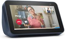 <p>Manage your home with the <span>Echo Show 5 | Smart display with Alexa and 2 MP camera</span> ($85). You can use it as security camera and even set alarms, timers, reminders, and more. Ask Alexa to entertain you with your favorite streaming services or music. It's like having your own Jarvis!</p>