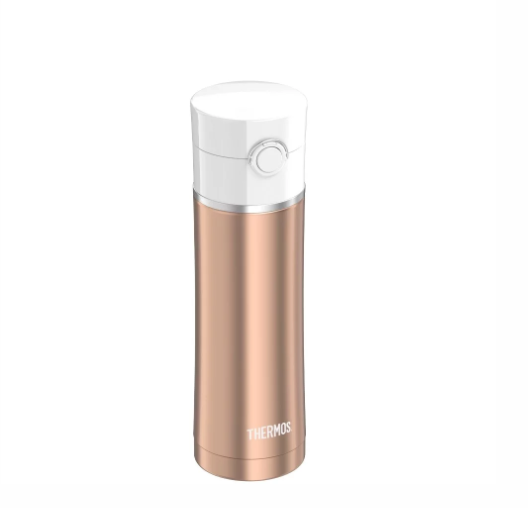 The SIPP™ STAINLESS STEEL DRINK BOTTLE 16OZ is available from Thermos. Photo: Thermos