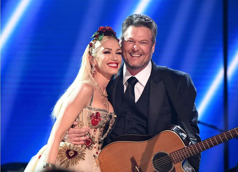 Gwen Stefani and Blake Shelton | Kevin Winter/Getty