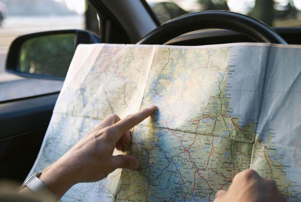 <p>Pulling over to the side of the road to pull out a giant map is probably something your kids have never experienced. If fact, we bet they don't even know what MapQuest is, let alone appreciate how many pages of directions you printed off in your lifetime.</p>