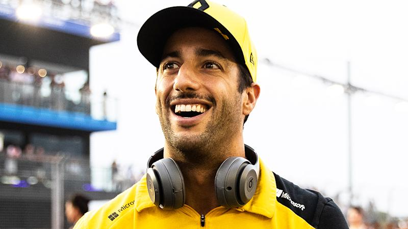 Daniel Ricciardo is hoping Renault can put a cheating investigation behind them in the final four races of the F1 season. (Photo by Lars Baron/Getty Images)