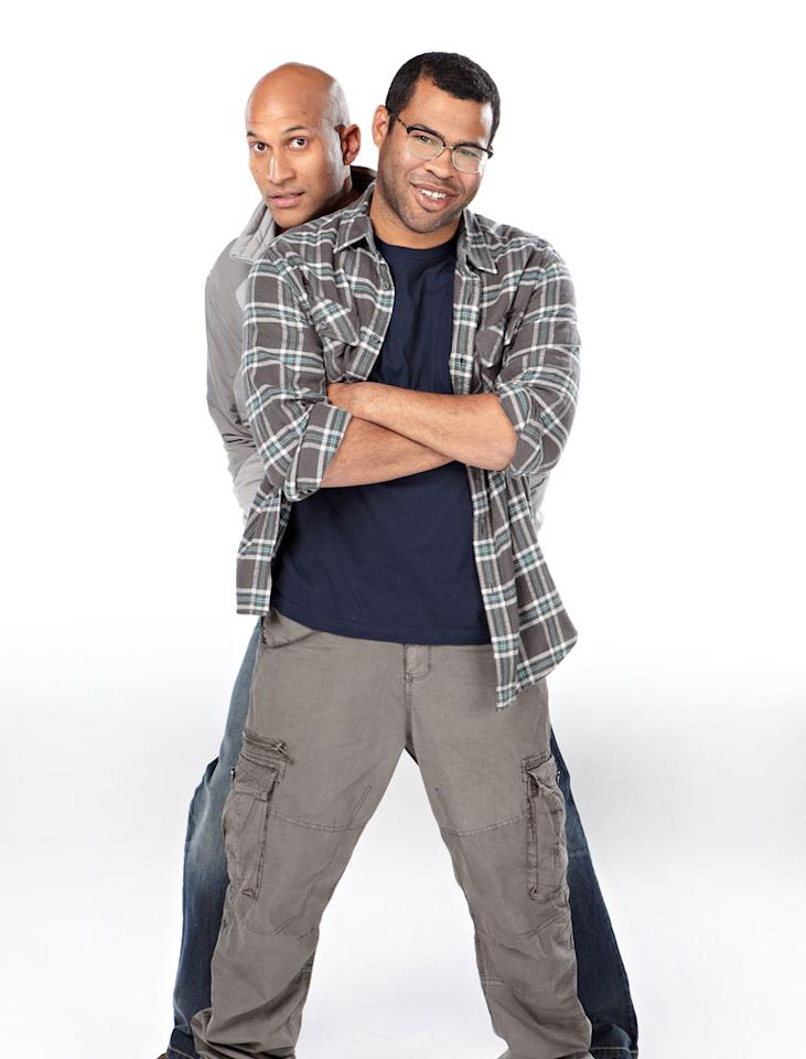 "<a href=""/baselineperson/3846719"">Keegan-Michael Key</a> and Jordan Peele in ""Key & Peele."""