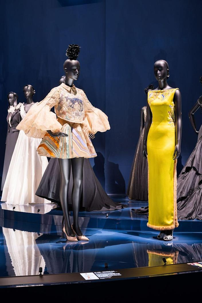 <p>More examples of the brand's most memorable designs.</p>
