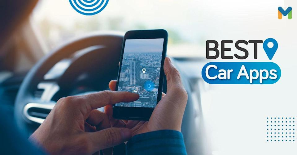 Best Car Apps in the Philippines | Moneymax