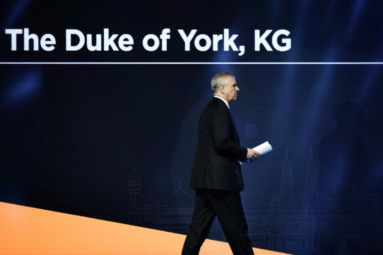Britain's Prince Andrew, Duke of York, was dogged throughout the year by allegations he had sex with one of the victims of US paedophile Jeffrey Epstein when she was a teenager