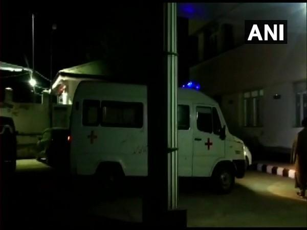 The BJP workers were shifted to a nearby hospital for treatment where they were declared as brought dead. [Photo/ANI]