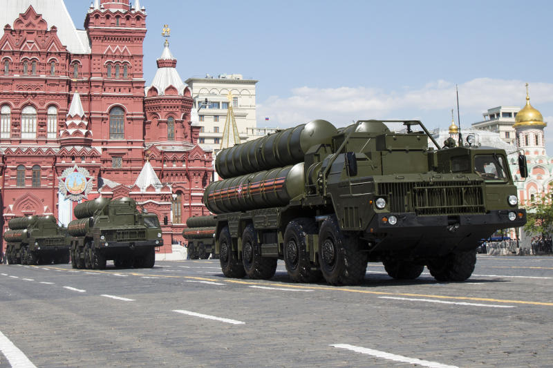 Russian Federation  to send newer, S-300 missile defense systems to Syria