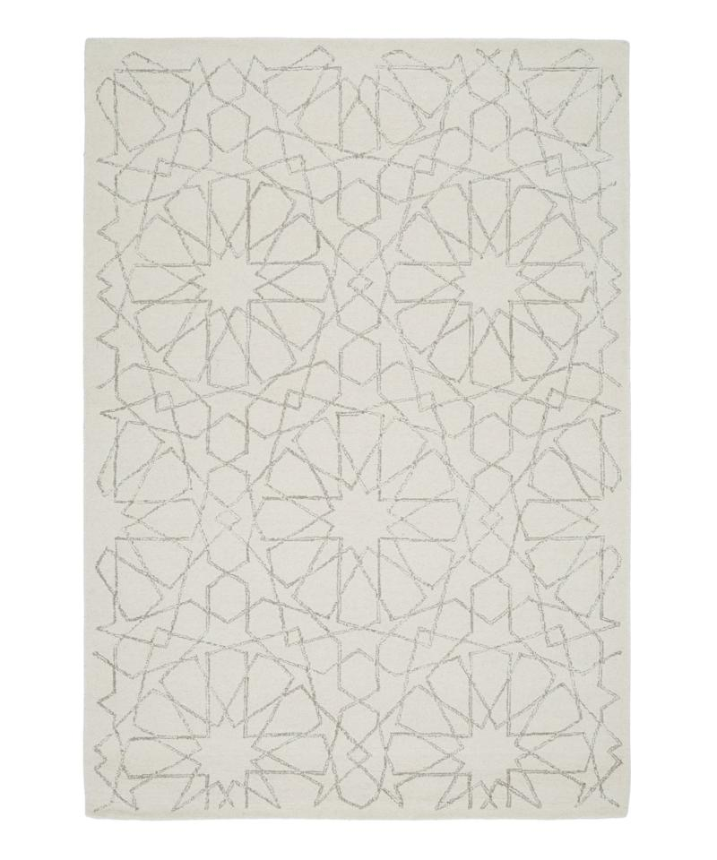 "<p>100 per cent wool, contemporary statement design, hand made</p><p><a class=""body-btn-link"" href=""https://www.carpetright.co.uk/house-beautiful/rugs/house-beautiful-harriet-ivory-rug"" target=""_blank"">SEE MORE</a></p>"