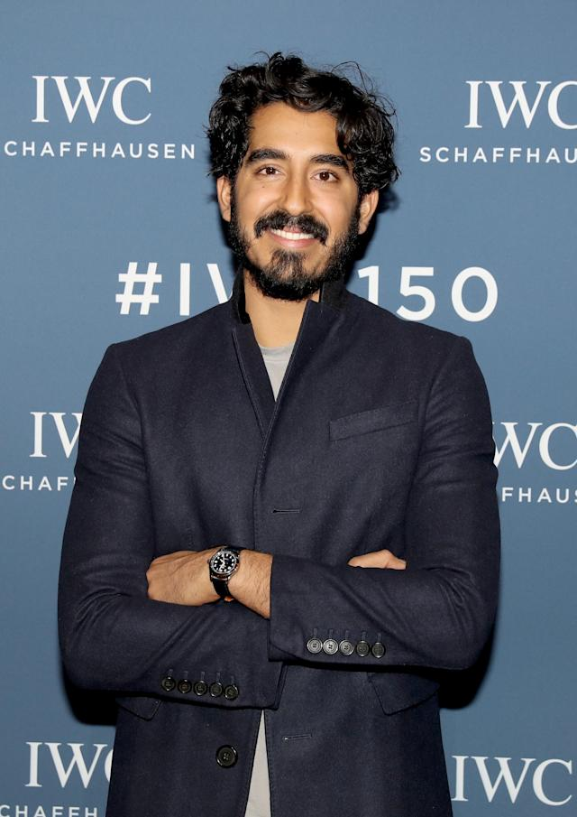 Dev Patel turned 28 on April 23. (Photo: Getty)
