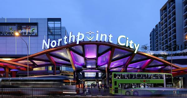 Exterior of Northpoint City